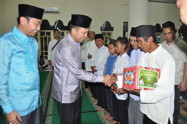 Inilah Program Unggulan Ridho Untuk Kabupaten Lampung Utara