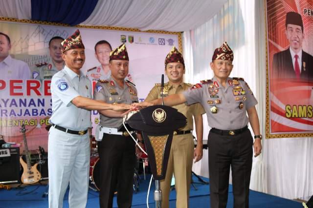 Kantor Samsat Bandar Lampung Kini Punya 2 Loket