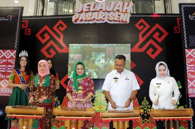 Gelaran Panjang Lampung Krakatau Festival 2016 Akhirnya Dibuka