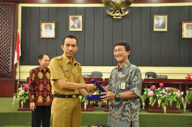 Pemprov Dan Kakanwil DJP Bengkulu Dan Lampung Sosialisasi Tax Amnesti