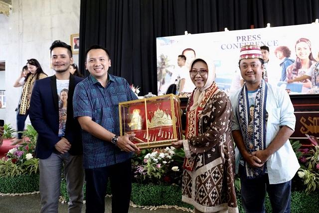 Gubernur Lampung Apresiasi Film TTNT dalam Publikasi Pariwisata Lampung