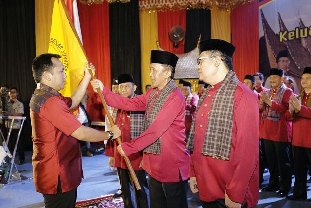 Pemerintah Provinsi Lampung menyambut baik keberadaan Keluarga Besar Sumatera Barat
