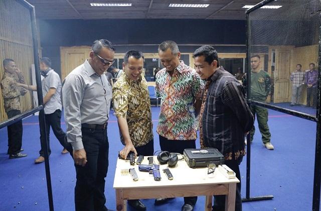 Gubernur Mendukung Pemindahan Koarmabar Ke Lampung