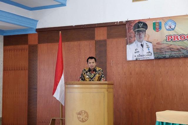 Gubernur Lampung Berharap IPC Dapat Membangun Sinergi YangIebih Kuat Dan Harmonis