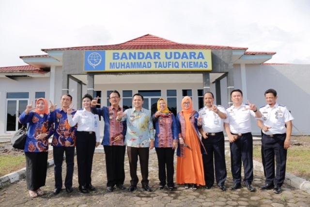 Gubernur Lampung Optimis Pembangunan Bandara Taufiq Kiemas Akan Mempercepat Pertumbuhan Ekonomi Di Pesisir Barat