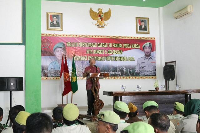 Wagub Berharap PPM Dapat Menjadi Kepanjangan Tangan Pemerintah Provinsi Lampung