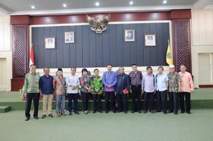 Lampung Optimalkan Pengelolaan Barag Milik Daerah