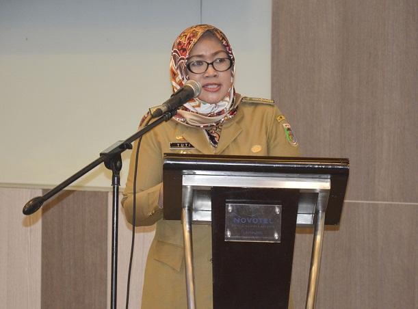 Tingkatkan Keterwakilan Perempuan Pada Lembaga Legislatif