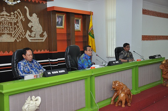 Lampung Siap Sebagai Sentra Perikanan Air Tawar
