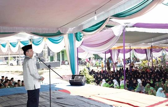 Gubernur Lampung Lantik Pengurus PC NU Lamteng