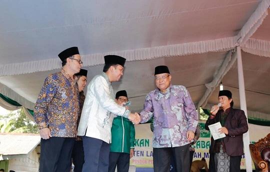Gubernur Ridho Apresiasi Dukungan Warga Nahdliyin atas Pembangunan