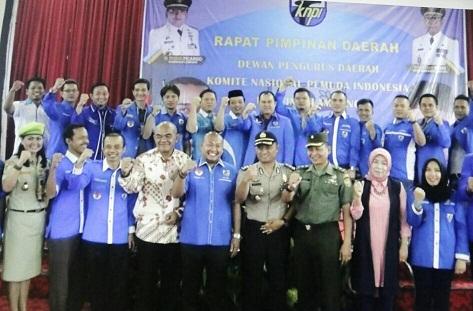 Pemprov Lampung Mengajak Pemuda Membangun Lampung