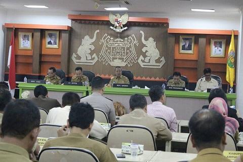 Lampung Targetkan Beras Rastra Mencapai 40 Persen Akhir Mei 2017
