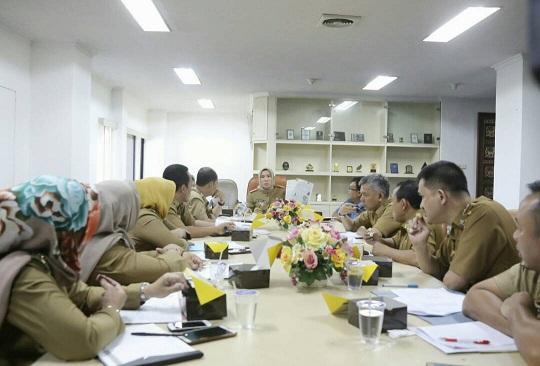 Tingkatkan Koordinasi Internal Dalam Promosi Pembangunan