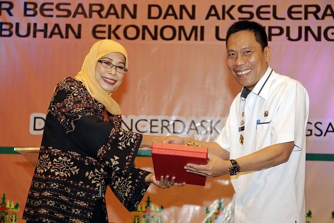 Sensus Ekonomi 2016 Dapat Mengakselerasi Pembagunan Lampung