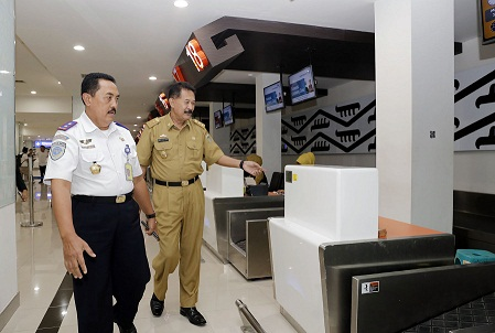 Lampung Mempercepat Peningkatan Bandara Raden Intan II Menjadi Bandara Internasional
