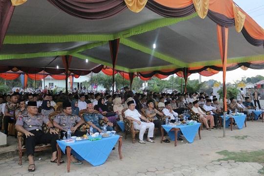 Pemprov Lampung Beri Bantuan Renovasi Masjid Al-Taqwa