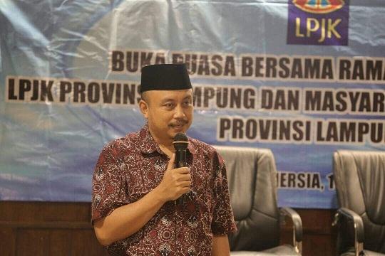 Tingkatkan Infrastruktur, Lampung Butuh Mitra Kerja yang Mumpuni