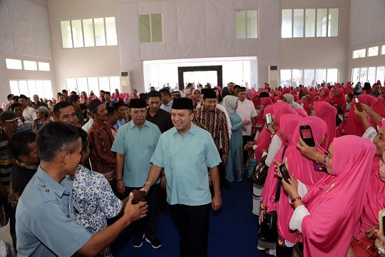 Pemprov Lampung Usulkan Jalan Lampung Tengah-Lampung Utara Dua Jalur