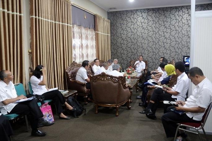 Pemprov Lampung Kian Gencar Meningkatkan Potensi TNWK