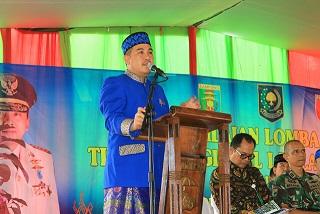 Lampung Dorong Upaya Pembangunan Hingga Pelosok Desa