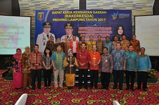 Lampung Terus Berupaya Tingkatkan Pelayanan Kesehatan