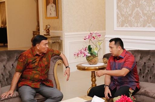 Sjachroedin: Gubernur Ridho Komit Lanjutkan Kota Baru Lampung