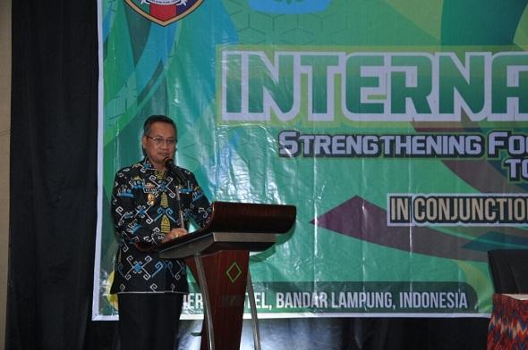 Lampung Berkontribusi Mendukung Kedaulatan Pangan Nasional