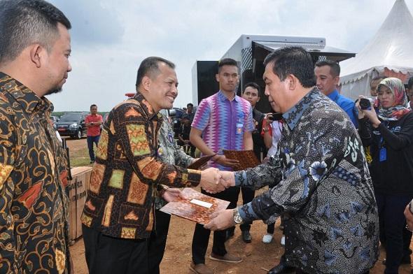 Gerakan Lampung Menabung Himpun Dana Pelajar Rp122 Miliar