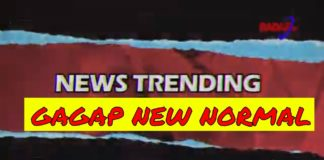 NEWS TRENDING : GAGAP NEW NORMAL